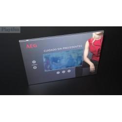 STAND EKSPOZYTOR LCD